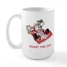 Theory Time Large Mug