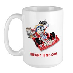 Theory Time Large Mug