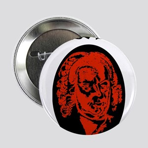 "I'll Be Bach (RED) 2.25"" Button"