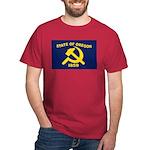 New Oregon Flag Dark T-Shirt