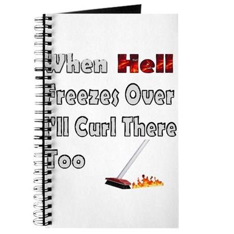 When Hell Freezes... Journal