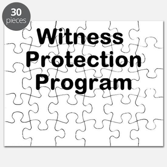 Witness Protection Program Puzzle