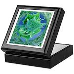 Leafy Keepsake Box