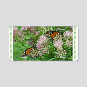 Monarch Butterfly License Plate