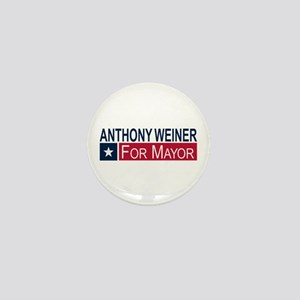 Elect Anthony Weiner Mini Button
