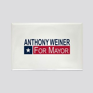 Elect Anthony Weiner Rectangle Magnet