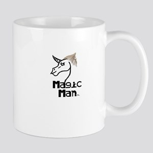 magic man unicorn Mug
