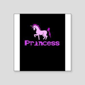 princess unicorn Sticker