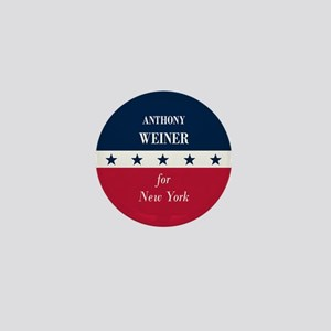 Anthony Weiner for NYC Mini Button