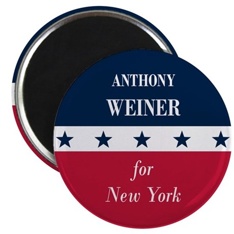 Anthony Weiner for NYC Magnet