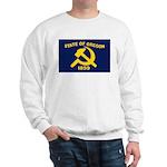 New Oregon Flag Sweatshirt