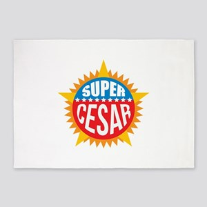 Super Cesar 5'x7'Area Rug