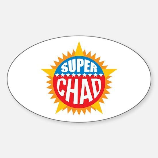 Super Chad Decal
