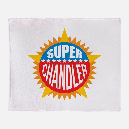Super Chandler Throw Blanket