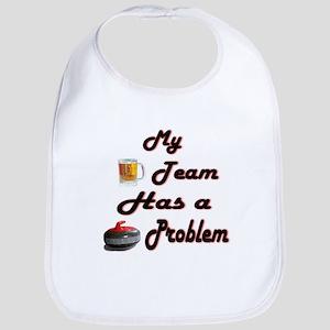 My Drinking Team... Bib