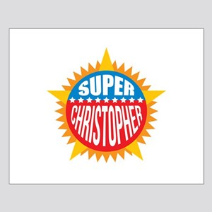 Super Christopher Posters