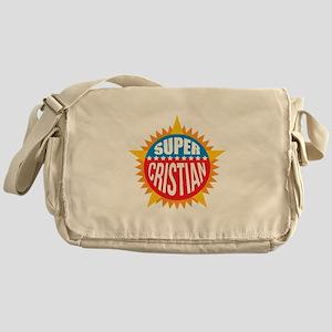 Super Cristian Messenger Bag