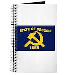 New Oregon Flag Journal