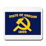 New Oregon Flag Mousepad