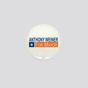 Elect Anthony Weiner OB Mini Button