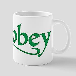 I Obey Mug
