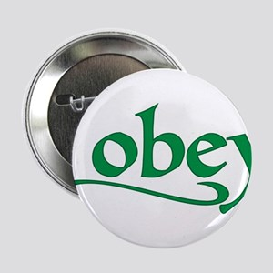 "I Obey 2.25"" Button"
