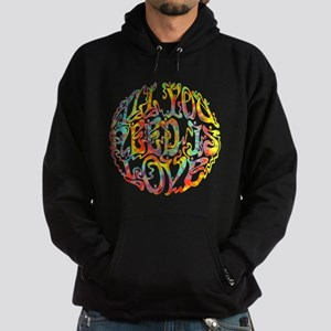 All You Need III Hoodie (dark)