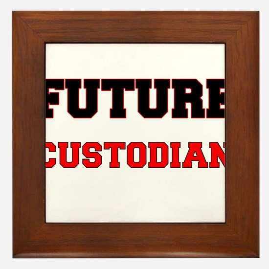 Future Custodian Framed Tile