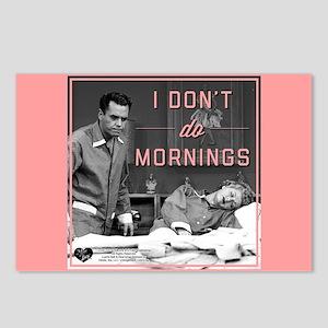 Mornings Postcards (Package of 8)
