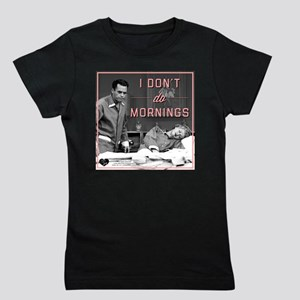 Mornings Girl's Tee