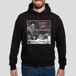 Mornings Hoodie (dark)