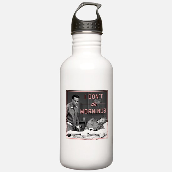 Mornings Sports Water Bottle