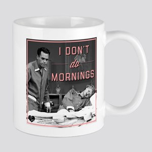 Mornings 11 oz Ceramic Mug