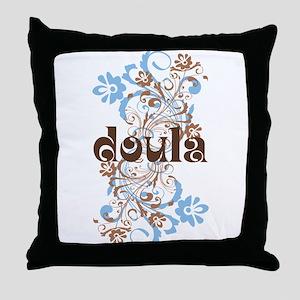 Doula Gift Throw Pillow