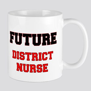 Future District Nurse Mug