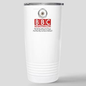 BBC Stainless Steel Travel Mug