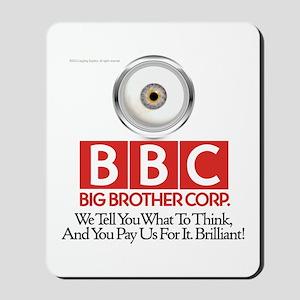 BBC Mousepad