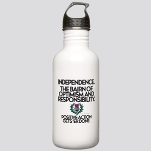 Action Stainless Water Bottle 1.0L