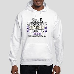 Charmed OCD Hooded Sweatshirt