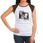 Death Throw Women's Cap Sleeve T-Shirt