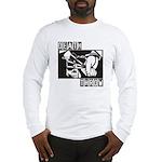 Death Throw Long Sleeve T-Shirt
