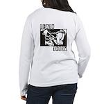 Death Throw Women's Long Sleeve T-Shirt
