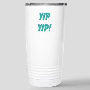 yip yip! Travel Mug