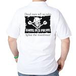 Darts Pub Pirate Golf Shirt