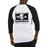 Darts Pub Pirate Baseball Jersey