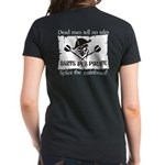 Darts Pub Pirate Women's Dark T-Shirt
