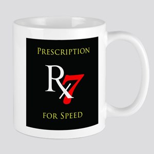Prescription for Speed RX-7 Mug