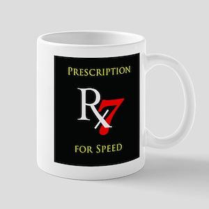 Prescription for Speed RX-7 Mug