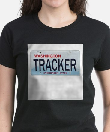 Washington Tracker Women's Dark T-Shirt