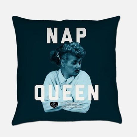 Lucy Nap Queen Everyday Pillow